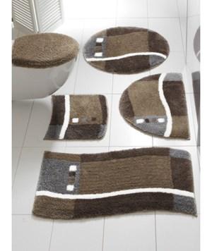 dywanik azienkowy dywaniki azienkowe zdj cia pomys y inspiracje homebook. Black Bedroom Furniture Sets. Home Design Ideas