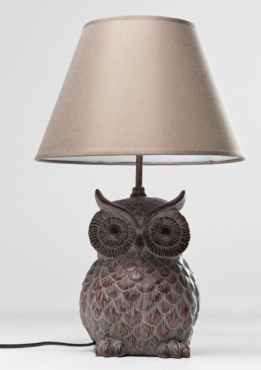 Kare Design Lampa Sto Owa Sowa 47cm Lampy Sto Owe Zdj Cia Pomys Y Inspiracje Homebook