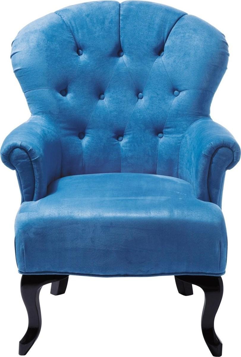 Kare design fotel cafehaus blue fotele zdj cia pomys y inspiracje homebook Kare fotel