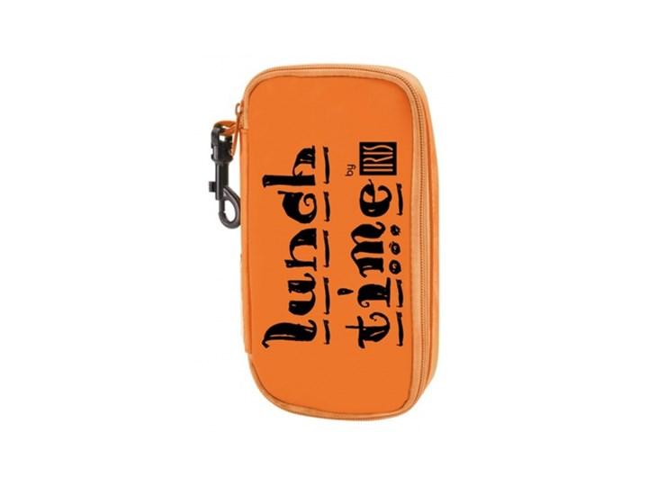 bfc4bf31345852 Śniadaniówka / Lunch bag na kanapkę IRIS LUNCH TIME PODŁUŻNY POMARAŃCZOWY  -- pomarańczowy - rabat 10 zł na pierwsze zakupy!