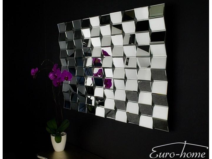 Lustrzana geometryczna dekoracja ATM019 Nieregularne Lustro bez ramy Pomieszczenie Salon Ścienne Kategoria Lustra