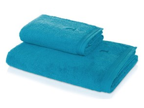 Ręcznik Moeve SuperWuschel Turquoise (50x100)