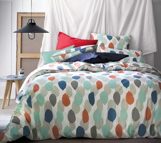 poszwa na kodr z nadrukiem model gedes poszwy i. Black Bedroom Furniture Sets. Home Design Ideas