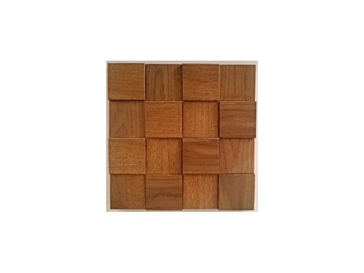 Panel drewniany - Natural Wood Panels - Dąb Kostka BIG gładka
