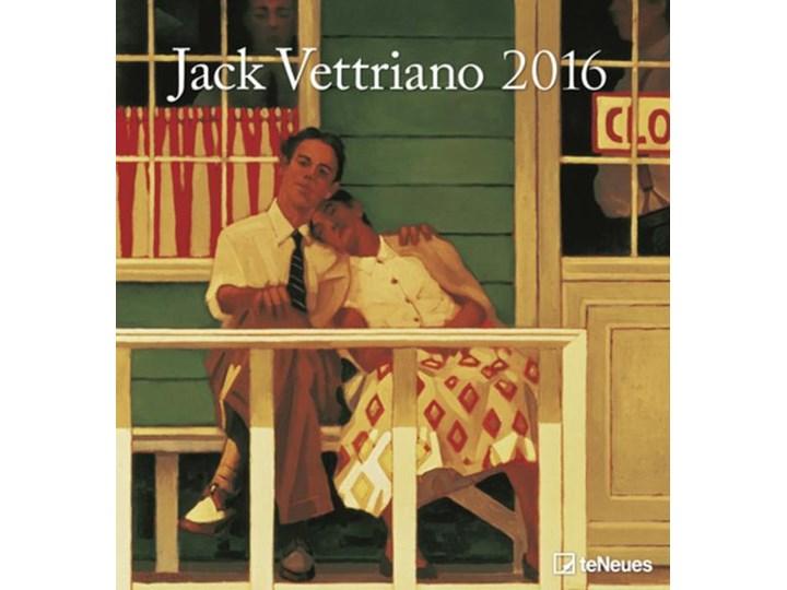 Jack Vettriano Duży Kalendarz 2016