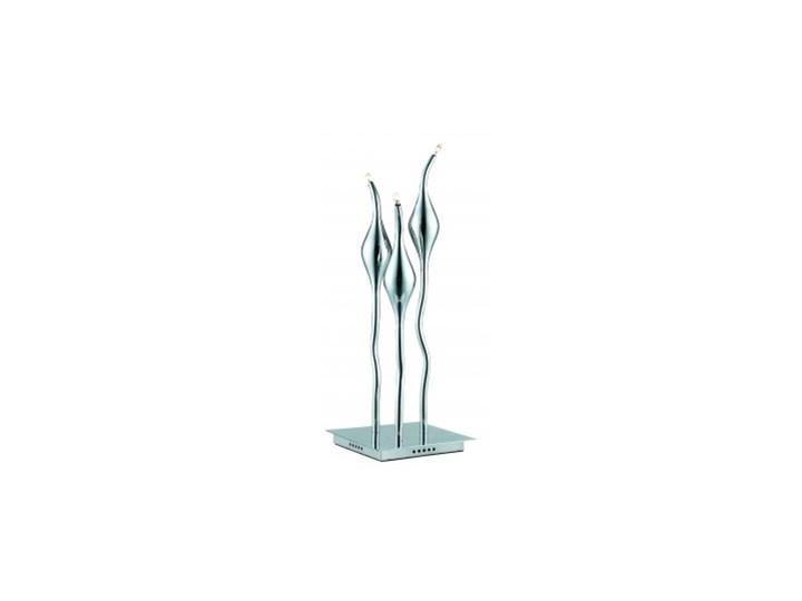 AZzardo Lampa stołowa Liane Wysokość 57 cm metal Lampa dekoracyjna tworzywo sztuczne Styl nowoczesny