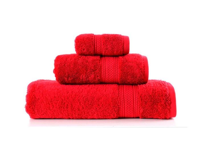 Ręcznik Egyptian Cotton 70x140 Czerwony Greno