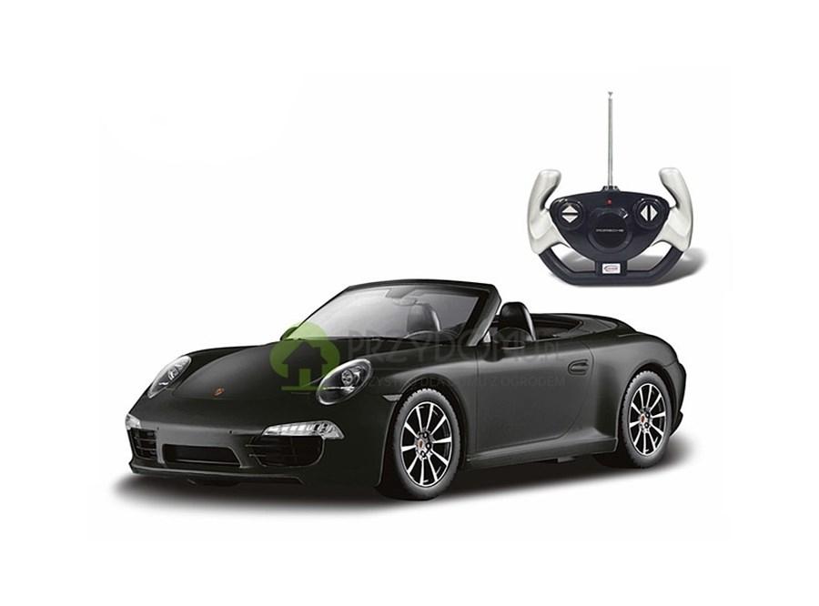zdalnie sterowany porsche 911 carreras 1 12 czarny zabawki zdj cia pomys y inspiracje. Black Bedroom Furniture Sets. Home Design Ideas