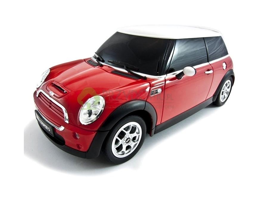 zdalnie sterowany minicoopers czerwony 1 14 zabawki zdj cia pomys y inspiracje homebook. Black Bedroom Furniture Sets. Home Design Ideas