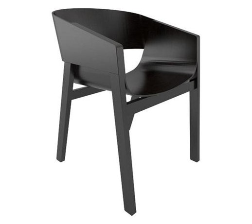 Fotel MERANO bukowe  TON Kolory extra  Krzesła kuchenne