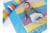 Mata do zabawy DF Juwel 100x100 Kiddy Blue