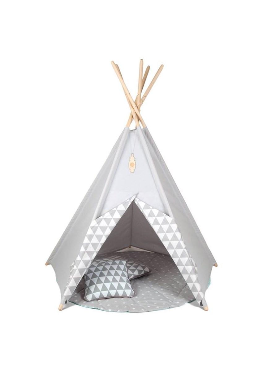 tipi littlenomad szara chmura namioty dla dzieci. Black Bedroom Furniture Sets. Home Design Ideas