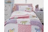 Narzuta dziecięca Apeno Funny Pony 160x220