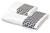 Ręcznik Move Black&White Kontrast White