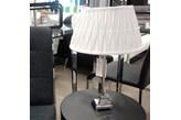 Lampa stołowa TARIK, biała
