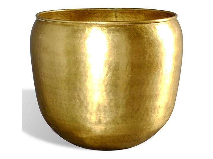 Mosiężna Osłona W Kolorze Złotym