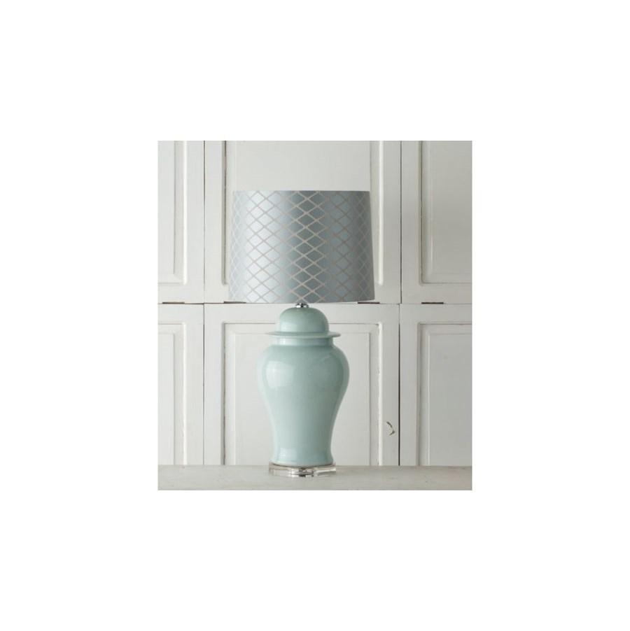 Dekoria Lampa Stołowa Miwa Ceramiczna 75cm 75cm Lampy Stołowe