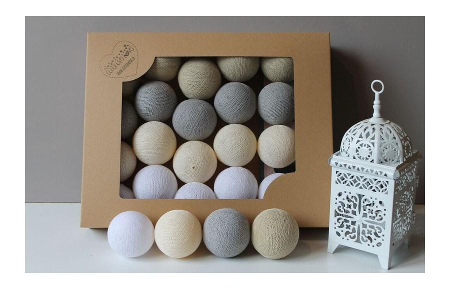cotton balls shiny sand 20 szt o wietlenie. Black Bedroom Furniture Sets. Home Design Ideas