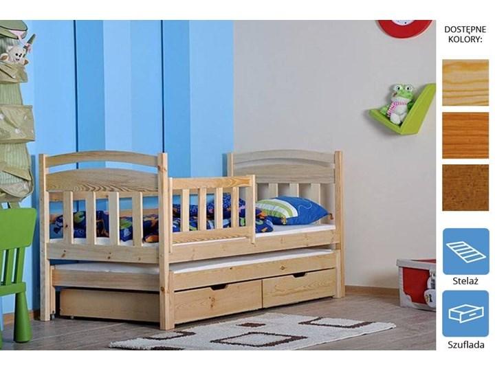 Frankhauer łóżko Dziecięce Antek 80 X 180
