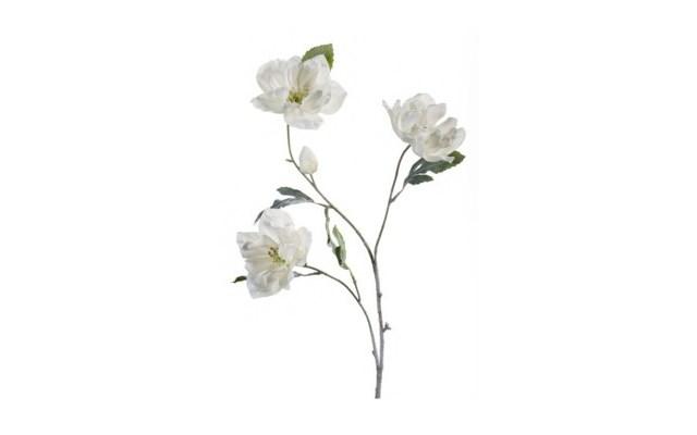 Sztuczny Kwiat Ciemiernik Biały Sztuczne Kwiaty Zdjęcia