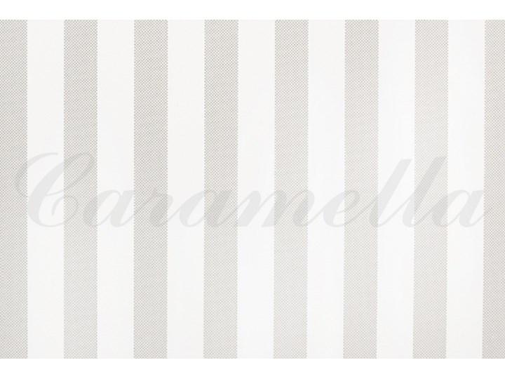 Tapeta w biało-szare pasy