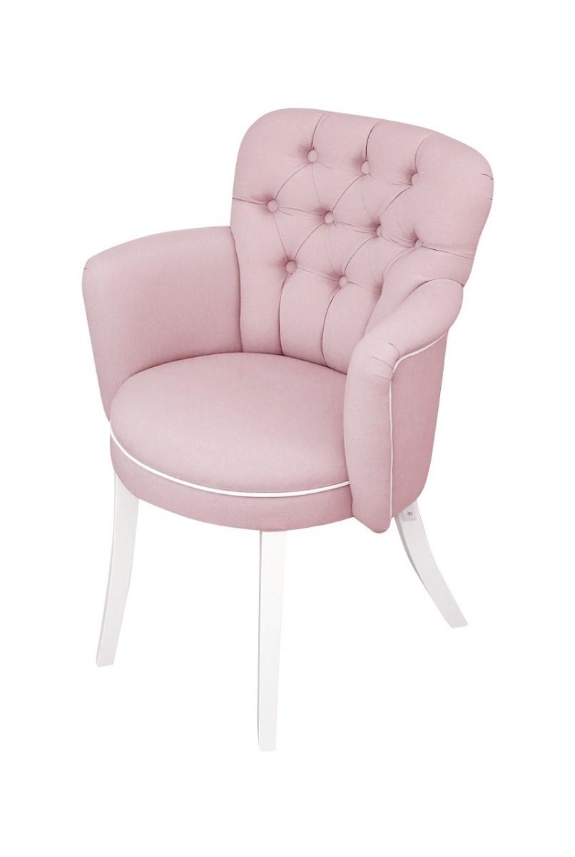 Cudowna Krzesło pikowane różowe - Krzesła dla dzieci - zdjęcia, pomysły LZ34
