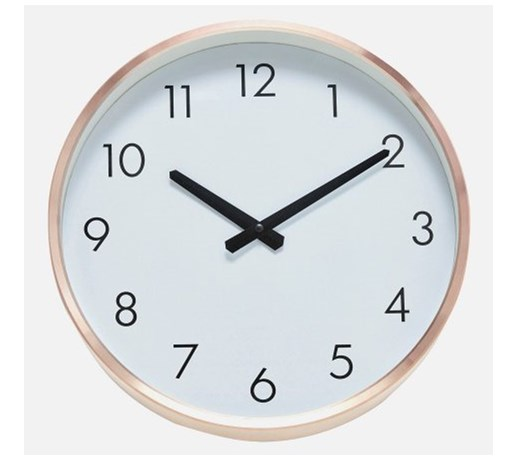 zegar cienny clock i miedziany h bsch h630101 zegary. Black Bedroom Furniture Sets. Home Design Ideas