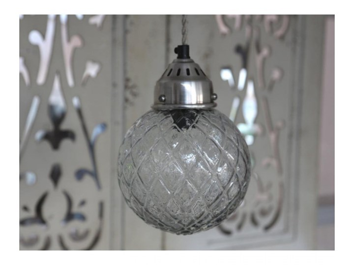 Lampa Sufitowa Szklana Kula Lampy Wiszące Zdjęcia Pomysły