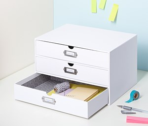 pojemnik z szufladami organizery zdj cia pomys y inspiracje homebook. Black Bedroom Furniture Sets. Home Design Ideas