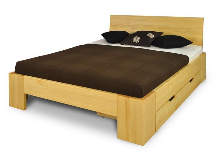 Łóżko Drewniane Sosnowe Marika II - 140