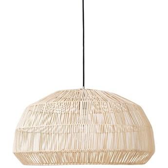 Ay illuminate Nama1 Ø72cm - naturalna, rattanowa lampa wisząca
