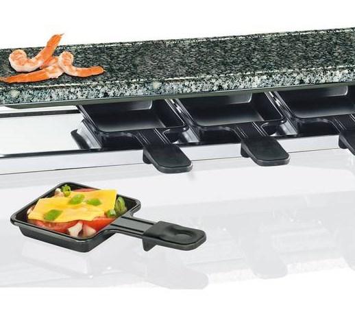 Kuchenprofi Raclette Grill ~ raclette grill sto u0142owy kuchenprofi czarny kod ku 1781000000 do kupienia www superwnetrze pl