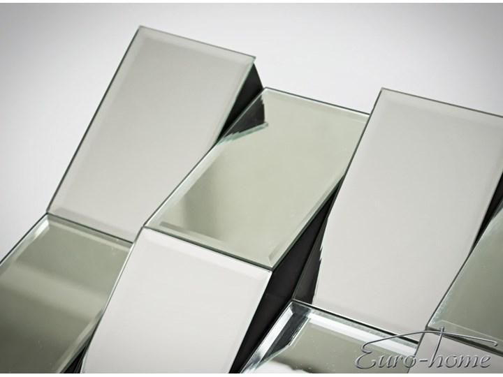 Lustrzana geometryczna dekoracja ATM019 Ścienne Pomieszczenie Salon Lustro bez ramy Nieregularne Kolor Srebrny