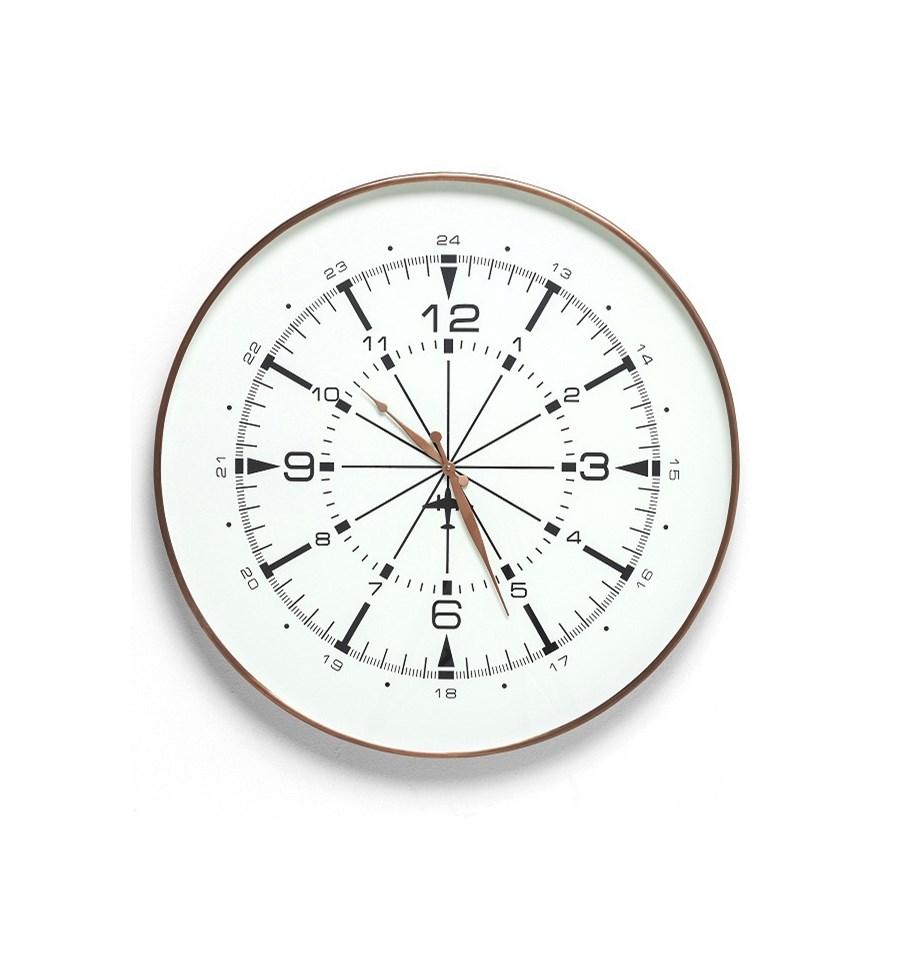 Kare Design Zegar Cienny Navigator Zegary Zdj Cia Pomys Y Inspiracje Homebook