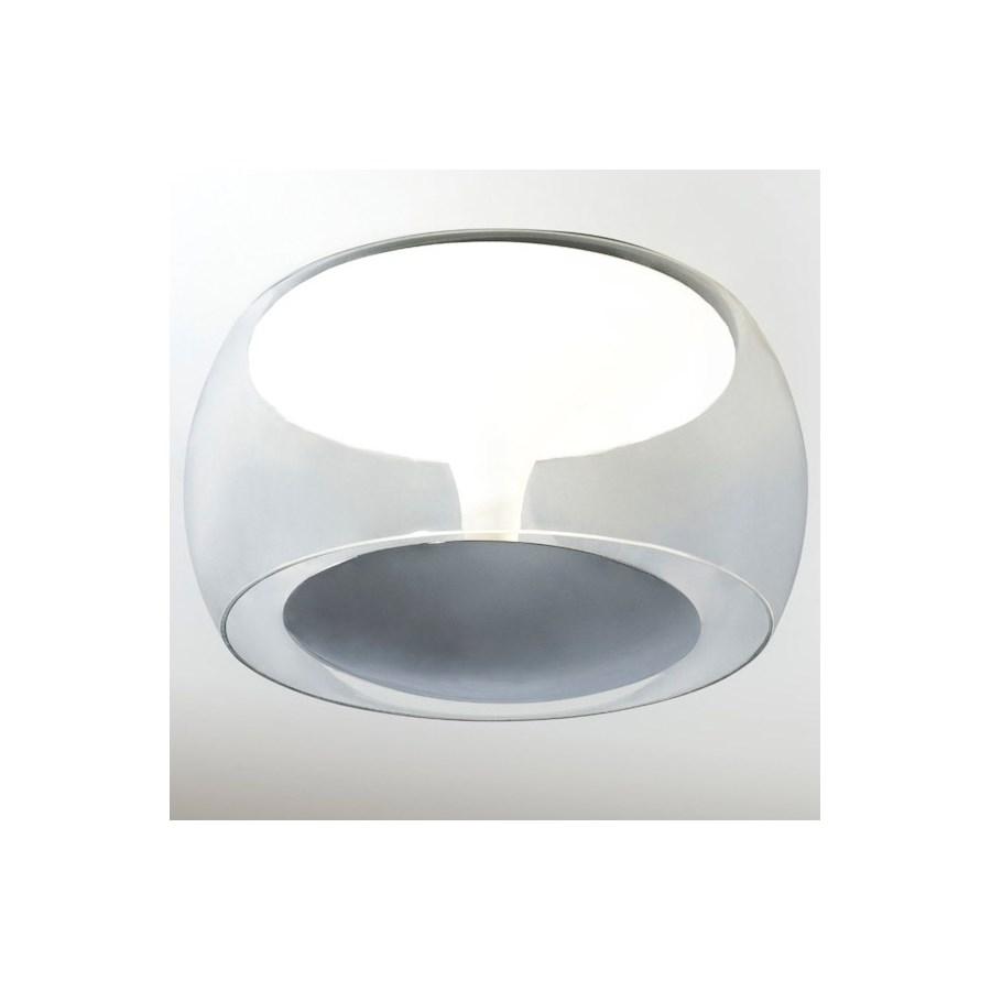 Plafon Lampa Sufitowa Koma Mx5807 3d Italux Szklana Oprawa