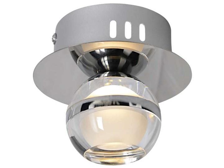 Plafon Lampa Sufitowa Sphere 1183142 Nave Oprawa Led Do łazienki Kulka Chrom Przezroczysty