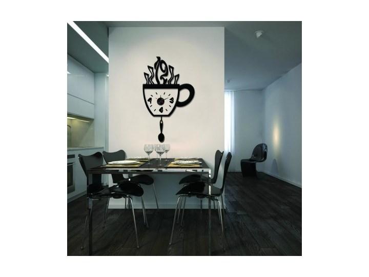 Zegar ścienny Naklejki Na ścianę Do Kuchni Hm4 Wsc 10a026