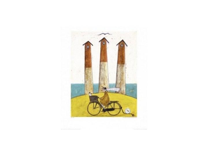 Sam Toft Latarnie Morskie Pan Musztarda Doris Reprodukcja Obraz Obrazek Plakat Z Rowerem Plakat Z Psem Złota Rybka Plakaty Grafiki Grafika