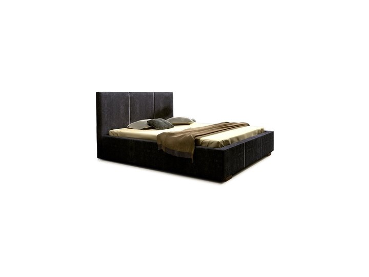 SELSEY Łóżko tapicerowane Mediolan Metal Tkanina Kategoria Łóżka do sypialni