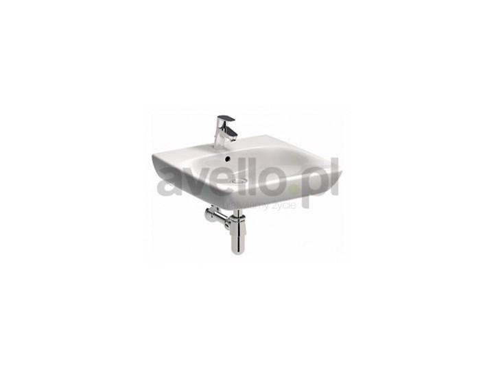Umywalka Klasyczna 55x55cm Koło Nova Pro łazienka Bez Barier M38155