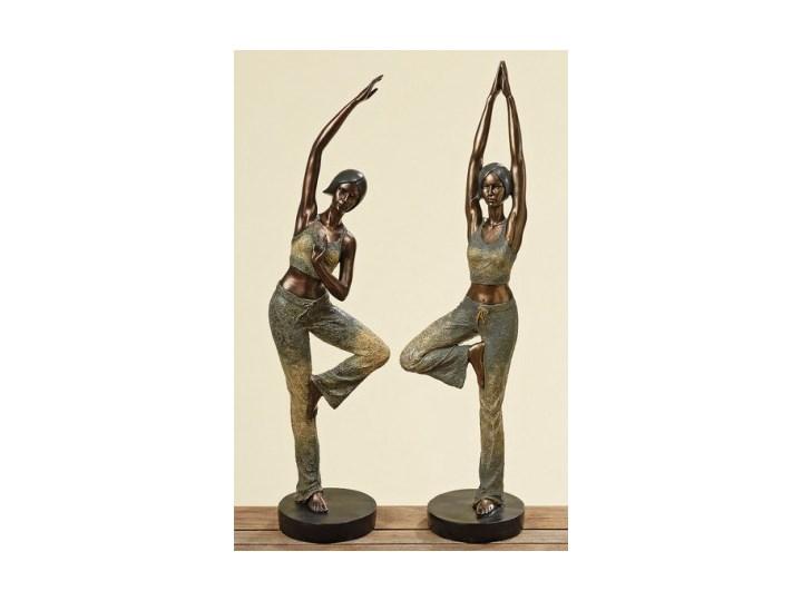 Duże Figurki Dekoracyjne Joga 68cm