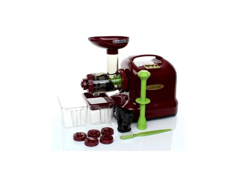 Sencor Slow Juicer Extractor Ssj 4043wh : Sokowirowka Matstone 6in1 - porownaj ceny na Homebook.pl