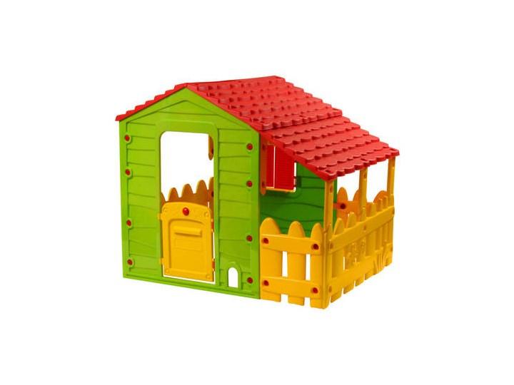 Ogrodowy Domek Dla Dzieci Z Ogródkiem Tobi Toys 05