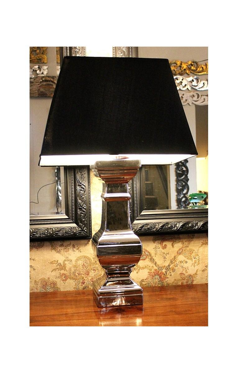 Duża Lampa Glamour Lampy Stołowe Zdjęcia Pomysły Inspiracje