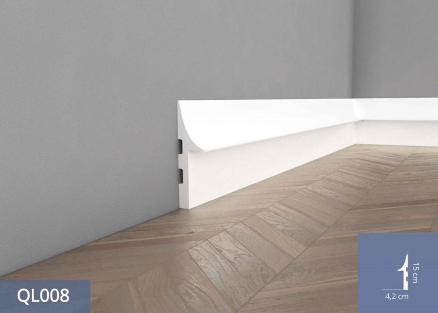 listwa przypod ogowa o wietleniowa ql008 o wietlenie meblowe i listwy led zdj cia pomys y. Black Bedroom Furniture Sets. Home Design Ideas