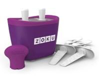 Maszynka do lodów Zoku Duo, fioletowa