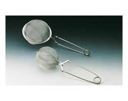 Zaparzaczka do herbaty szczypce kula 6cm Kuchenprofi KU-1045022806