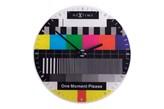 Zegar ścienny NEXTIME Little Testpage kod: 5162 - do kupienia: www.superwnetrze.pl