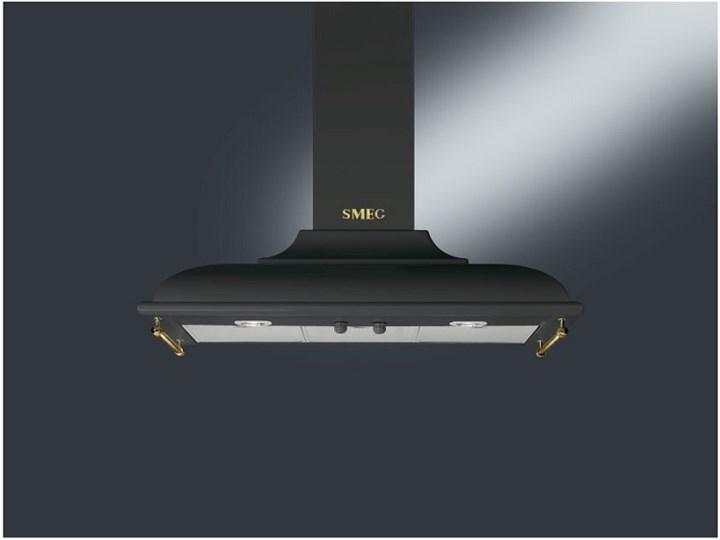 Okap przyścienny SMEG KC19AOE Okap kominowy Poziom hałasu 50 dB Szerokość 89,5 cm Kategoria Okapy
