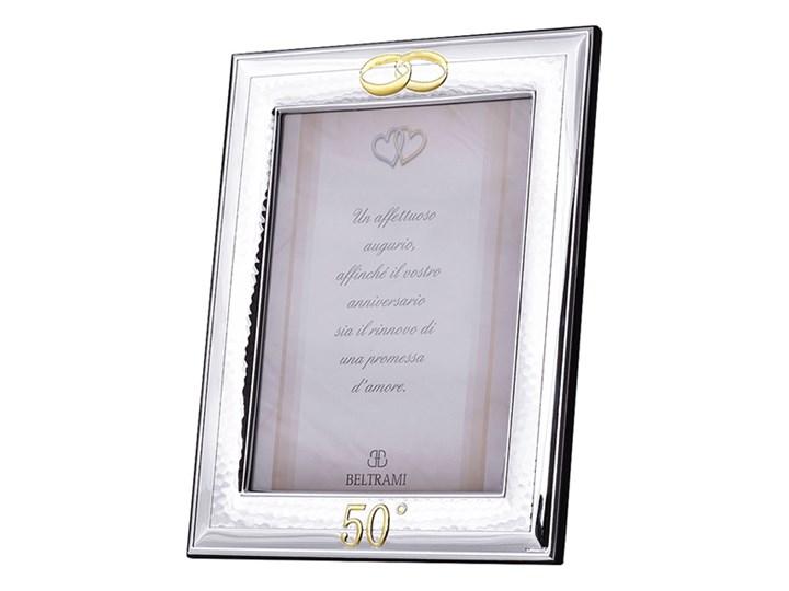 Prezent na ślub ramka na zdjęcie ślubna Metal Drewno Kategoria Ramy i ramki na zdjęcia Ramka na zdjęcia Rozmiar zdjęcia 20x24 cm